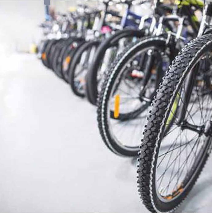 Une aide pour financer l'achat de vélos...